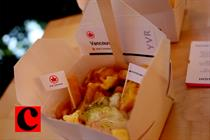 Air Canada targets adventure hungry Londoners with a pop-up poutinerie