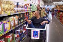 Aldi US viral with Cash Cab's Ben Bailey falls flat on social