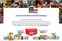 Aldi rolls out #AldiChallenge campaign to encourage shoppers to swap