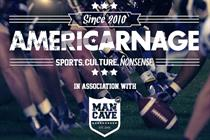 ManCave signs up to sponsor American sports podcast Americarnage