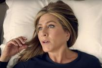 'No shower and no bar?' Jennifer Aniston has nightmare in first Emirates ad