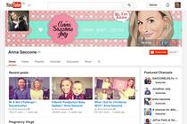 YouTube stars like Zoella earn more traffic than Vogue, Grazia and Glamour