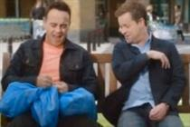 Supermarket row over Morrisons' Ant and Dec price match ad