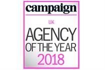 Campaign Agency of The Year UK