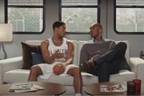 Actor Michael B. Jordan pokes fun at Kobe Bryant in Apple TV spot