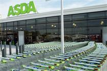 Asda puts £300m into 'biggest ever' January price rollback