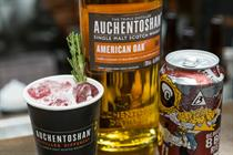 Auchentoshan to activate at Craft Beer Rising