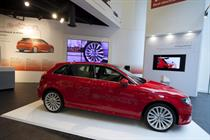 In pictures: Audi utilises event tech for pop-up store