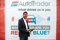 In pictures: Auto Trader holds live Twitter-powered clash for rival football clubs