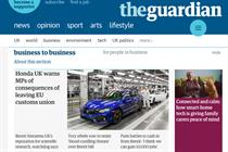 Guardian Labs launches new B2B section
