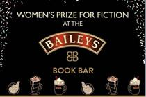 Baileys pop-up book bar returns for third year