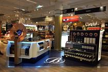 Global: Ballantine's launches whisky pop-up experience