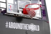 Marriott to launch NBA-themed experiential bus onto London streets
