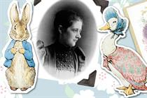 Beatrix Potter characters to come to life with Taylor Herring
