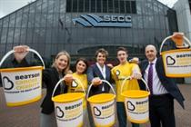 SECC partners with Beatson Cancer Charity