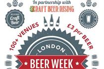 Guinness confirmed for London Beer Week activation