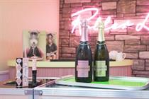 Benefit launches pop-up cocktail and beauty bar