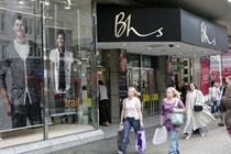 BHS relaunches as online retailer