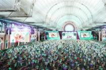 Alexandra Palace to host debut fitness festival Big Burn 2014