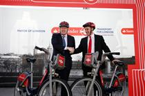 In pictures: Santander and TfL partner for bike events