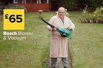 B&Q reviews ad account