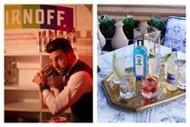 Brand Slam: Smirnoff vs. Bombay Sapphire