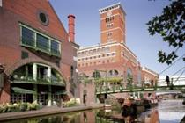 Space and People wins Brindleyplace contract