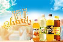 Britvic launches cross-brand 'Taste of Summer' push
