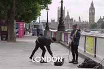 Budweiser hunts for buskers in global talent search backed by Jay Z and Rihanna