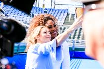 Bumble partners Serena Williams to kick off campaign during Super Bowl