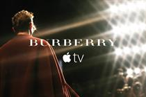 Burberry launches on Apple TV - but not for ecommerce