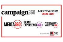 Dove, HSBC, Just Eat and Tesco star at Campaign 360 on 7-11 September