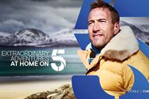 Channel 5 launches 'warm TV' campaign in biggest marketing push by Viacom