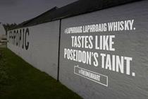 Laphroaig whisky to project Tweets as part of 200th anniversary campaign