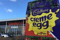 Cadbury launches Creme Egg Spotters Hide Tour