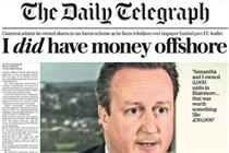 Telegraph owner writes down newspapers by £150m