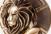Number of female Cannes Lions judges doubles