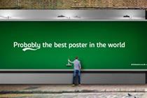 Carlsberg unveils free beer billboard