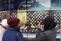 Chloé takes Londoners to Paris for romantic digital experience