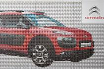 Citroën to launch 'UK's first mosaic billboard'