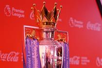 Coca-Cola stages Premier League trophy tour