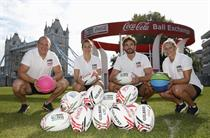 Coca-Cola: sponsoring the Rugby World Cup a 'no-brainer' on home turf