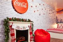 Coca-Cola offers sleepover in the Christmas truck