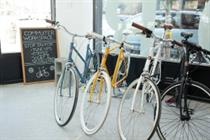 Levi's to open London Commuter Workspace for cyclists