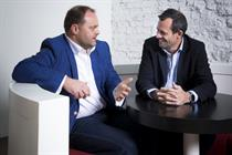 The conversation: Direct Line's Evans and Saatchi & Saatchi's Huntington on revolutionary thinking