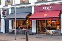 Watch: Costa to sell alcohol at new London concept store