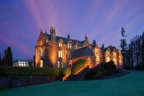 First look: Event space at Andy's Murray's Cromlix Hall