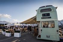 In pictures: Nyetimber, Musto and Fever-Tree activate at Cowes Week