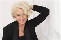 Dame Helen Mirren becomes UK face of L'Oreal Paris