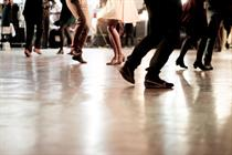Creativity is not a process, it's a dance